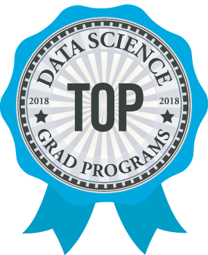 Top Master's Degrees Programs in Data Science for 2018